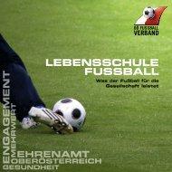 LEBENSSCHULE FUSSBALL - Oberösterreichischer Fußballverband