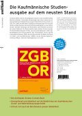 Download Vorschau (PDF) - Orell Füssli - Page 2