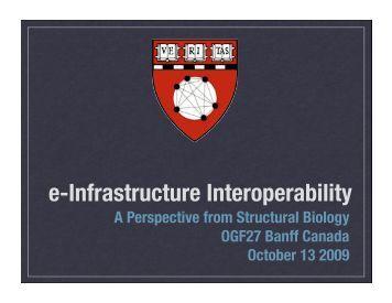 4-Ian Stokes-Rees - Open Grid Forum