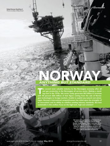 Norway - Oil & Gas Financial Journal