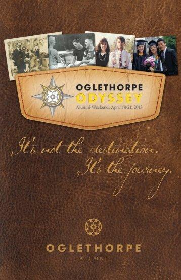 Untitled - Oglethorpe University