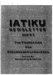 Iatiku 02 - Foundation For Endangered Languages