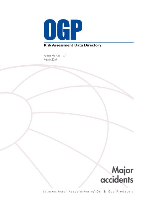 Major accidents - OGP