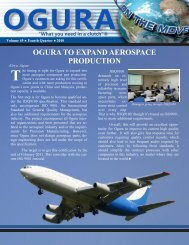 4th Quarter 2010 (Vol. 45) - Ogura Industrial Corp