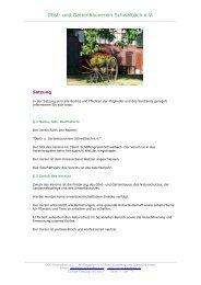 Satzung von 2013 - OGV Schwalbach