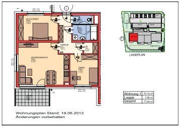 wohnungsplan magazine. Black Bedroom Furniture Sets. Home Design Ideas