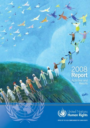 2008 Report on Activities and Results - Office of the High ...