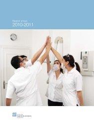 Rapport annuel 2010-2011 - Ordre des hygiénistes dentaires du ...