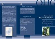 Flyer des Freundeskreises Alter Friedhof (2008, PDF ca. 1MB)