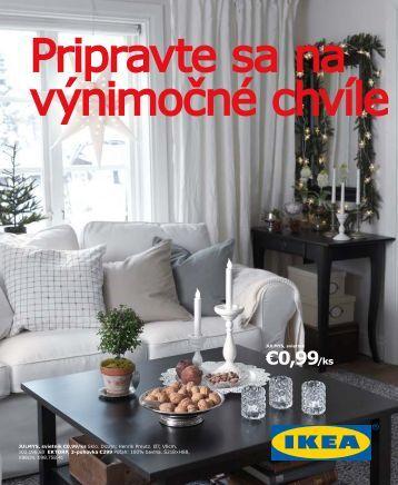 IKEA Zimné 2012