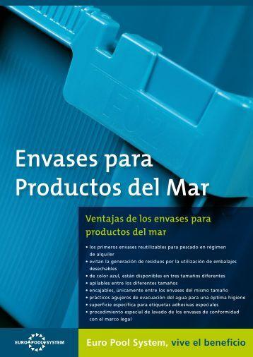 Euro Pool System, vive el beneficio Envases para Productos del Mar ...