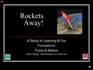 Rockets Away! - Ohio State 4-H