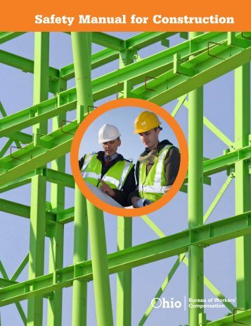 Safety Manual for Construction - OhioBWC - Ohio Bureau of Workers ...