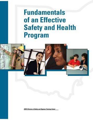 Fundamentals of an Effective Safety and Health Program