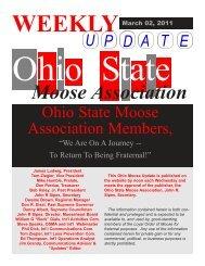 March 02 Update:March 10 Update.qxd - Ohio State Moose ...