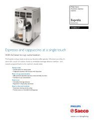 HD8856/47 Philips Automatic espresso machine