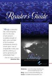 A Reader's Guide - Ohio University Press & Swallow Press