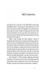 The Handywoman Stories - Excerpt: Will's Valentine