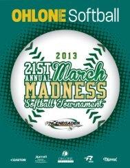 2013 March Madness - Ohlone College