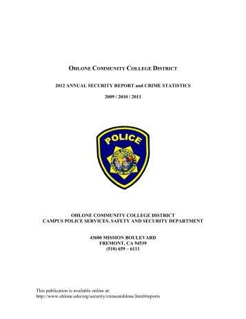 college campus security issues pdf