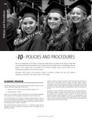 2012-2013 Catalog (Policies and Procedures) - Ohlone College