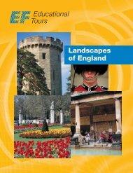 Landscapes of England - Ohlone College