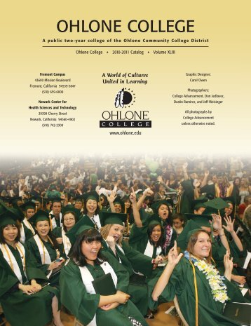 2010-2011 Catalog (all pages) - Ohlone College