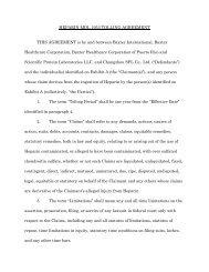 Pretrial Order No. 12 Exhibit A - Northern District of Ohio