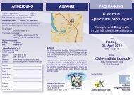 Autismus- Spektrum-Störungen - Wohnhaus für Menschen mit ...
