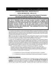 Concussion Regulations - Ohio High School Athletic Association