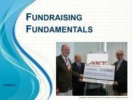 Fundraising for Success