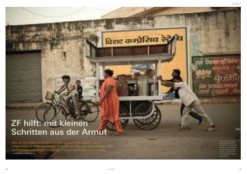 ZF hilft - Opportunity International Deutschland