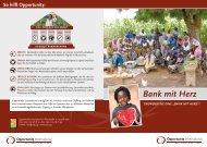 Bank mit Herz - Opportunity International Deutschland