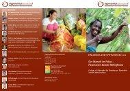 Programm - Opportunity International Deutschland