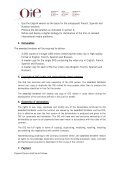 Production of a corporate video clip on rinderpest - OIE - Page 4
