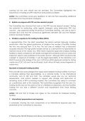Fourth Meeting of the FAO/OIE Rinderpest Joint Advisory Committee - Page 3