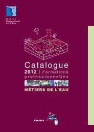 production d'eau potable - Office International de l'Eau