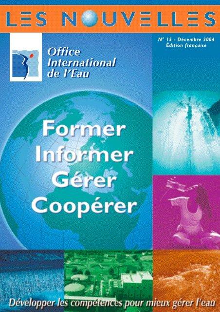 N°15 - Décembre 2004 - Office International de l'Eau