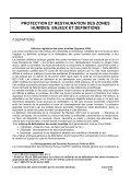 La protection des zones humides par les Conseils généraux - Office ... - Page 6