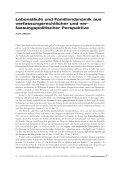 Lebens- und Familienformen - Tatsachen und Normen - Page 7