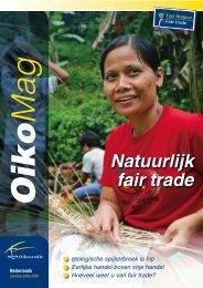 Oiko Mag Natuurlijk fair trade - Oikocredit