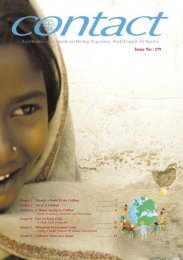 Special issue on children - World Council of Churches