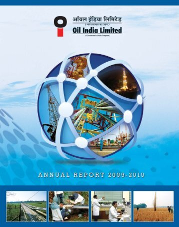 Annual Report 2009-10 - Oil India Limited