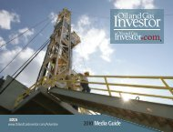 2010 Media Guide - Oil and Gas Investor