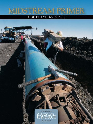 A GUIDE FOR INVESTORS - Oil and Gas Investor