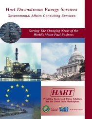 Hart Downstream Energy Services - Oil and Gas Investor