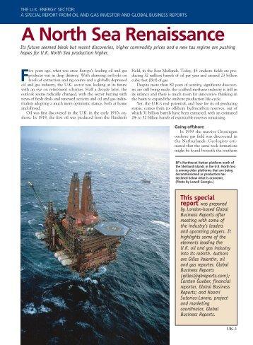 United Kingdom Oil & Gas 2004 - GBR