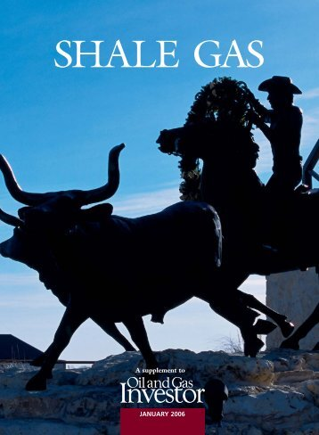 Shale Gas Doc - Oil and Gas Investor