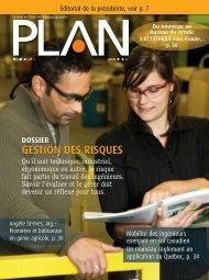 PLAN 2010-8 - Ordre des ingénieurs du Québec