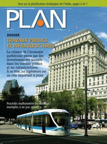 PLAN 2010-4 - Ordre des ingénieurs du Québec